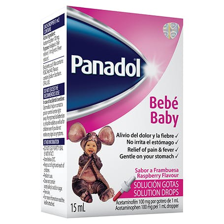 Baby's Panadol Drops
