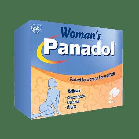 Woman's Panadol