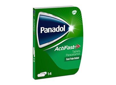 Panadol Actifast Tablets