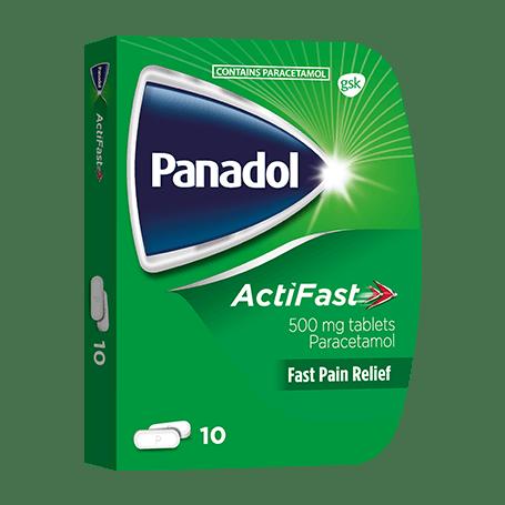 Panadol Actifast Compack