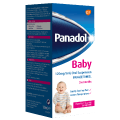 Panadol Suppositories 6months-5years