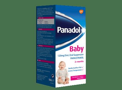 Panadol Baby 120mg