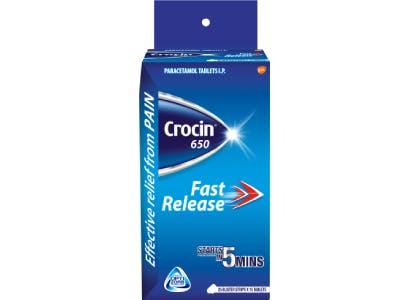 Crocin 650