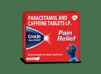 Crocin Pain Relief