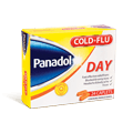 Cold & Flu + Decongestant  Day