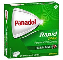 Panadol Rapid Soluble