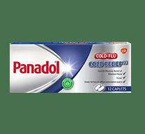 Panadol Cold Relief PE
