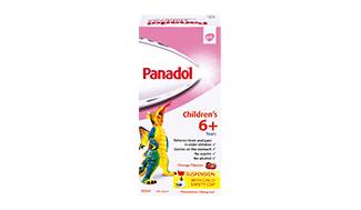 Panadol Children's Suspension 6+