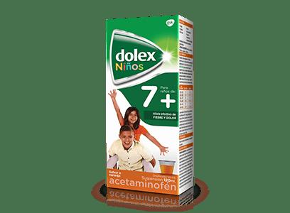 dolex niños 2 +