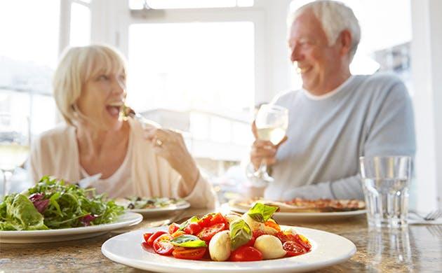 Osteoartritis y la dieta mediterránea