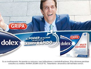 Dolex Gripa Multisíntomas.