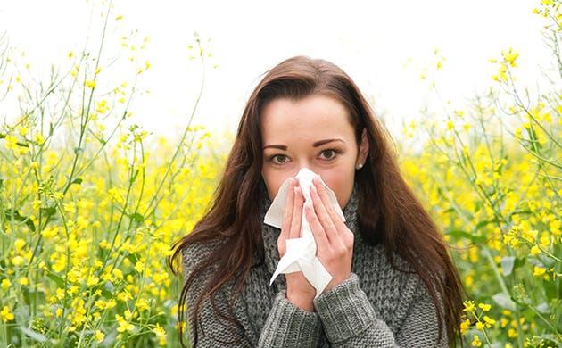 Síntomas de la gripa