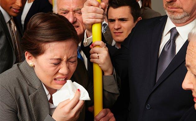 ¿Qué nos hace estornudar?