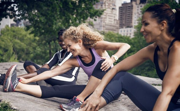 Reduce el dolor muscular con un calentamiento apropiado