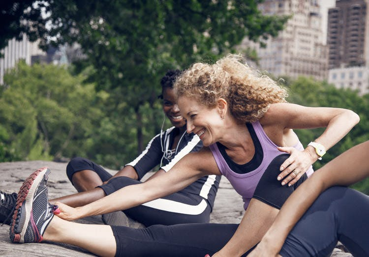 Reducir dolor muscular con calentamiento