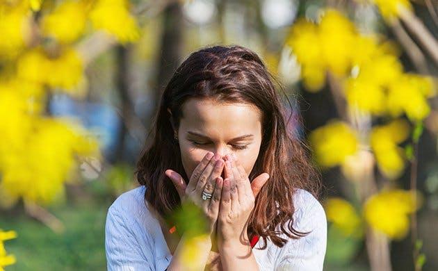 Sinusitis y alergia