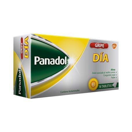 Panadol Gripe Día