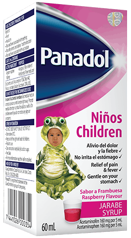 Panadol Niños Jarabe