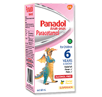 Panadol Kid Suspension