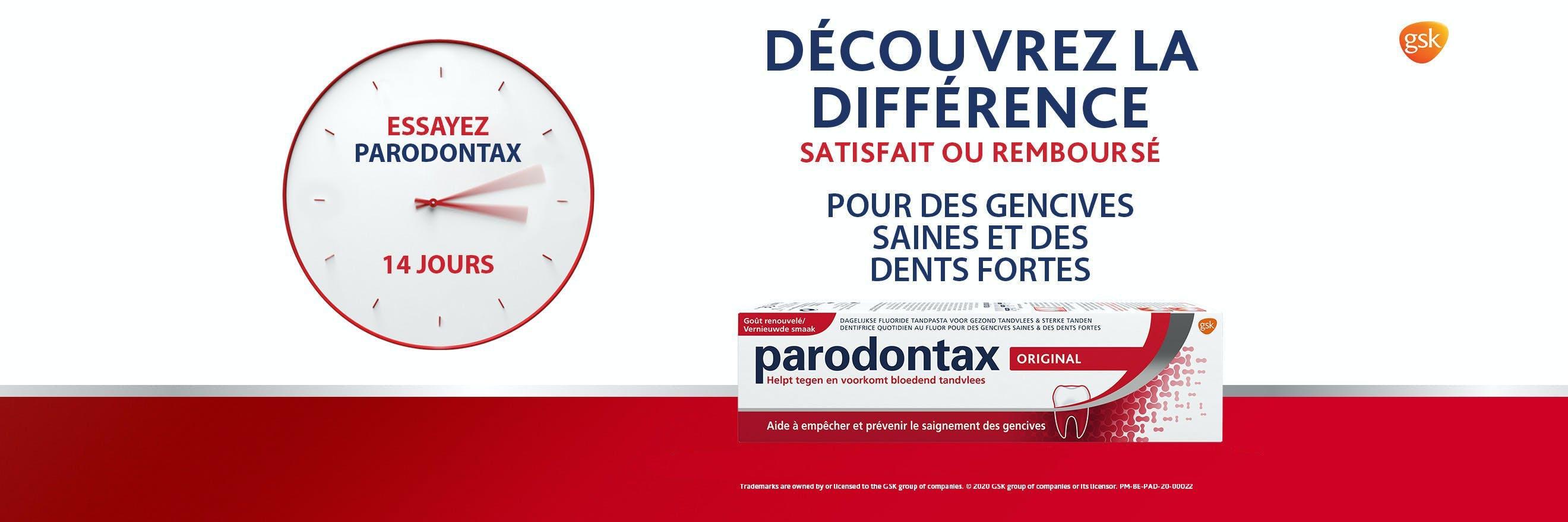 parodontax dagliga Ultra Clean tandkräm