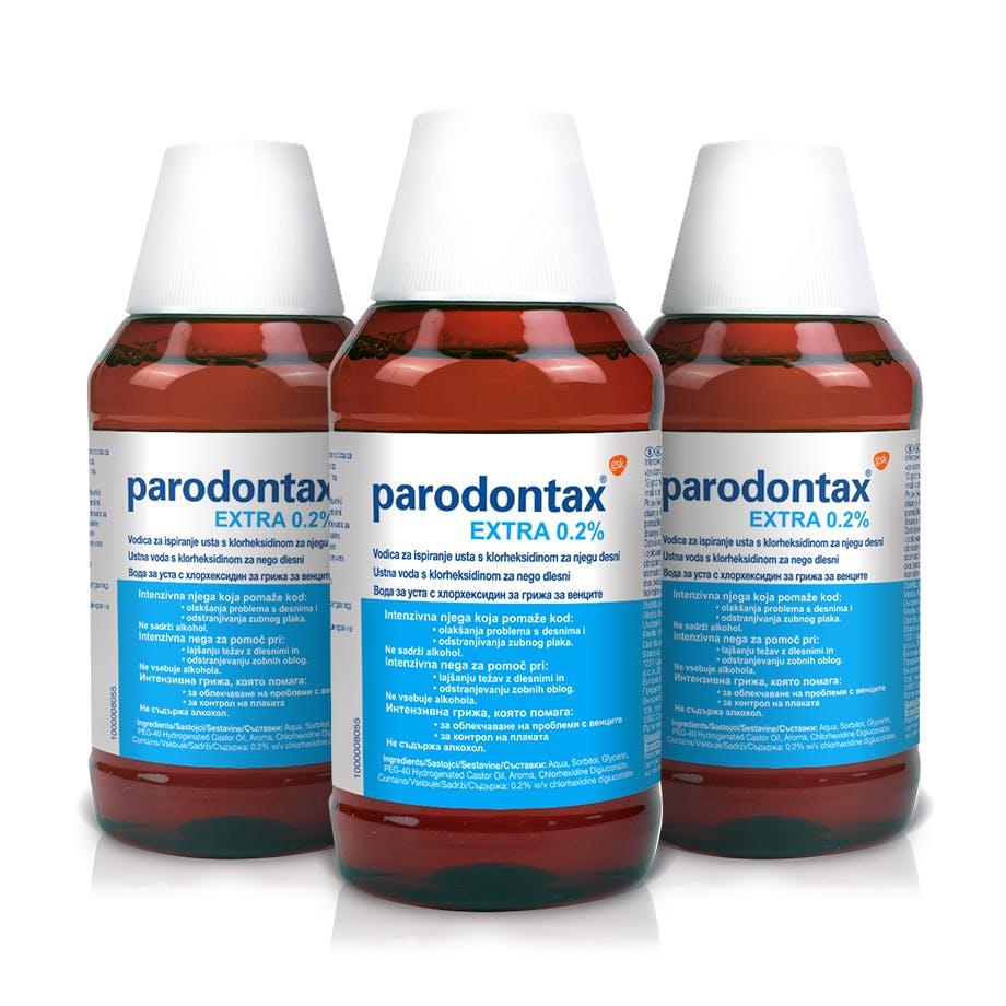 Corsodyl Intensive Treatment mouthwash range