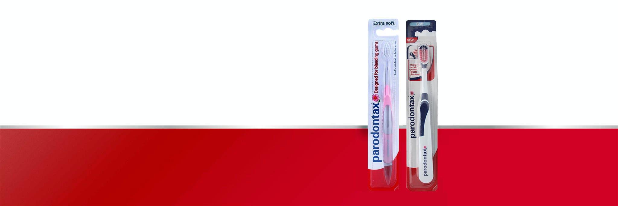 kartáčky Parodontax ke každodennímu použití