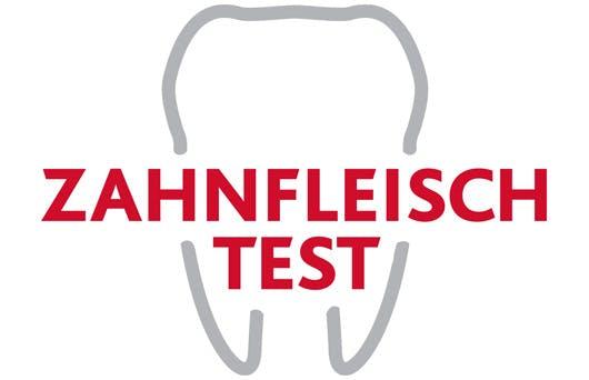 Zahnfleischtest Logo