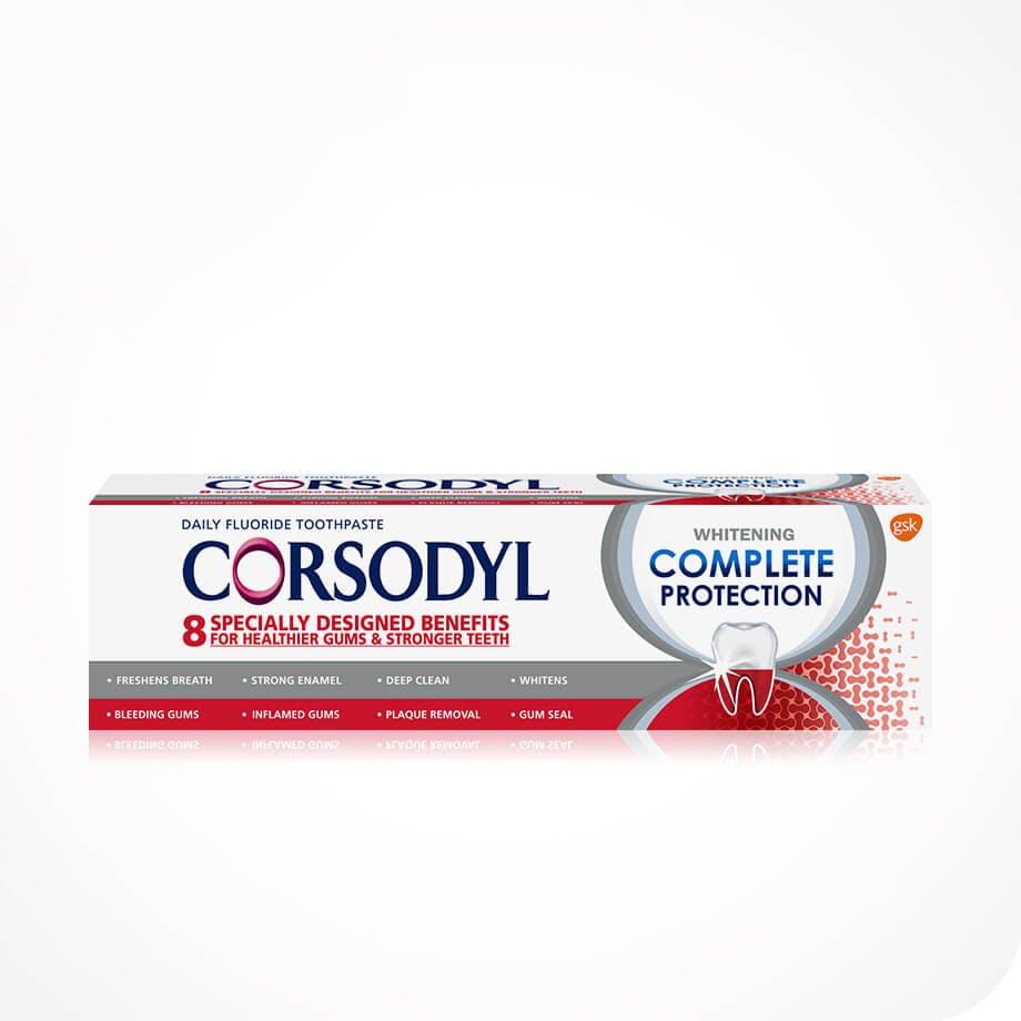 Corsodyl Original toothpaste