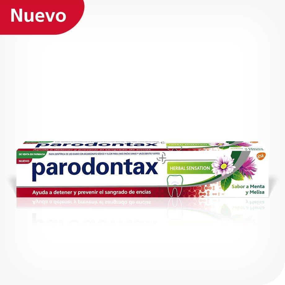 PASTA DE DIENTES PARODONTAX HERBAL SENSATIONS