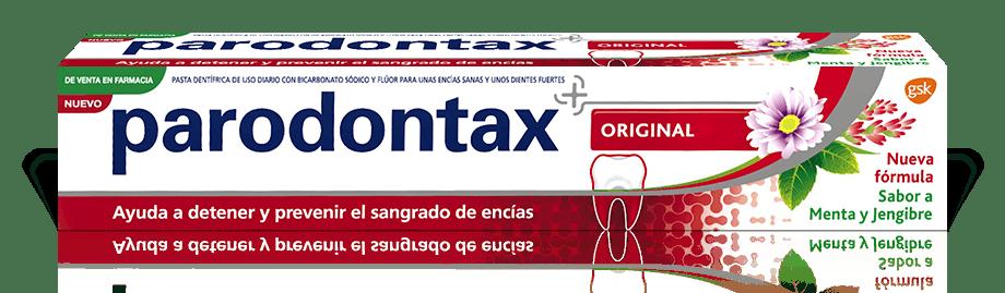 dentífrico parodontax original de uso diario