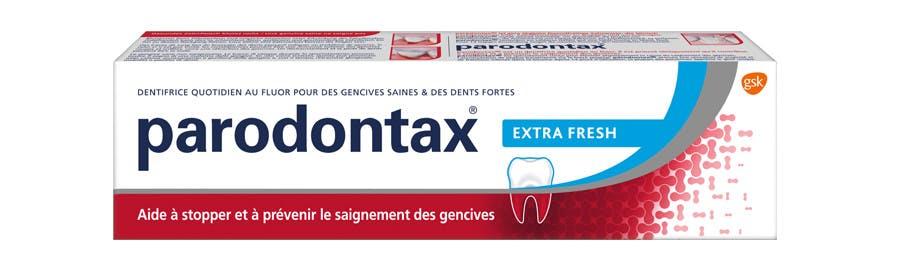 parodontax® tägliche Fluorid Zahnpasta