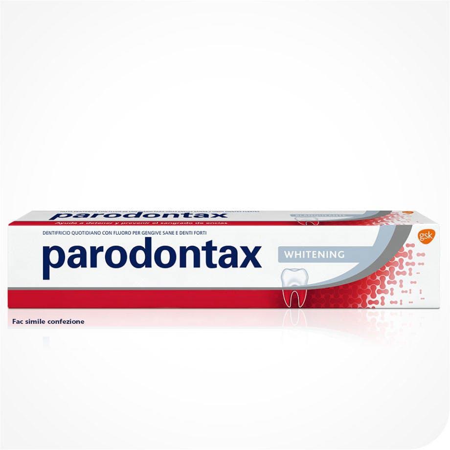 parodontax dentifricio quotidiano Whitening
