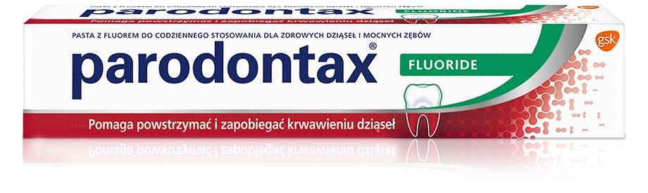 pasta parodontax Fluoride