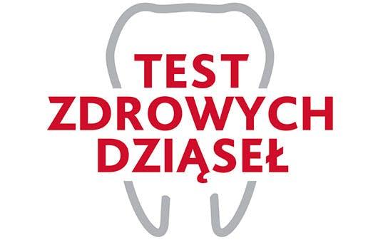 logo Testu Zdrowych Dziąseł