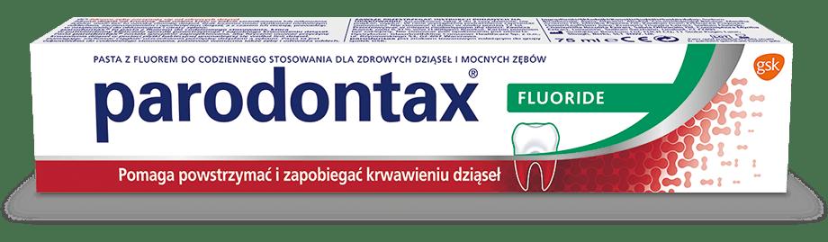 parodontax Fluoride pasta do codziennego stosowania