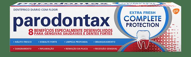 Pasta de dentes parodontax Original
