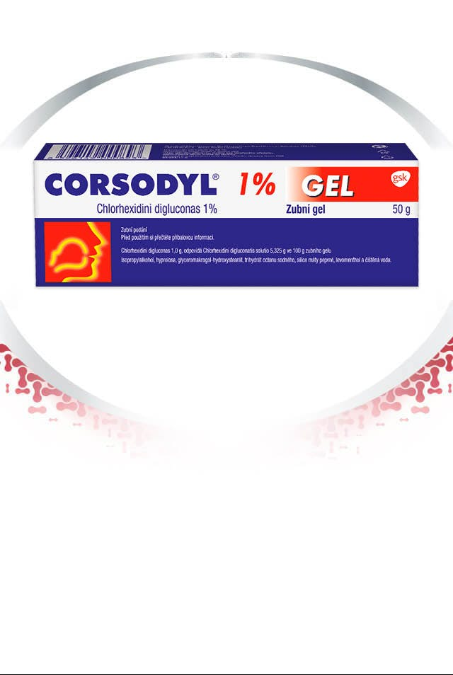 Corsodyl Intensive Treatment product range