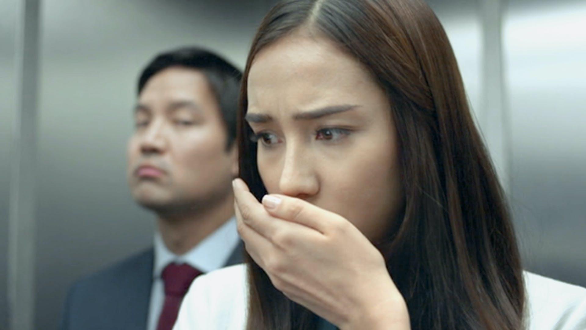 口臭的原因和治療方法