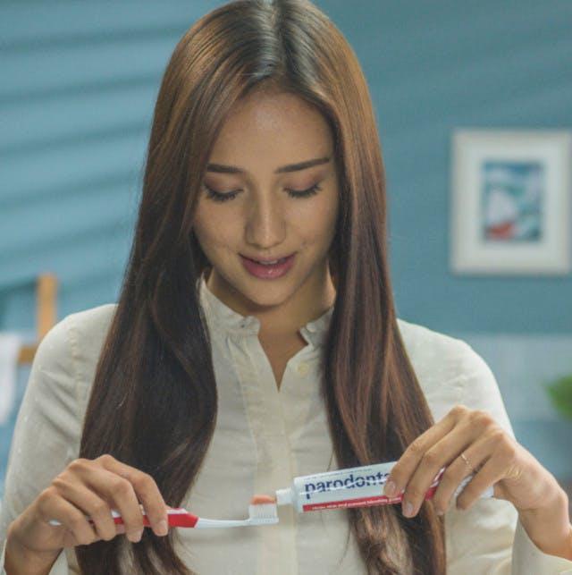 刷牙導致牙齦的問題