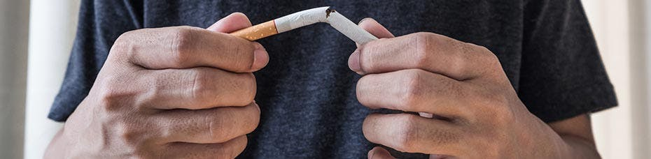 Breaking Cigarette Habit