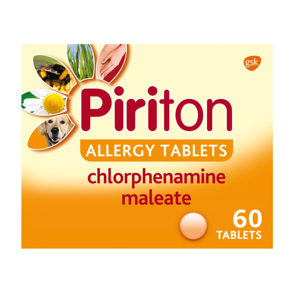 Piriton Allergy Relief Tablet- 60s