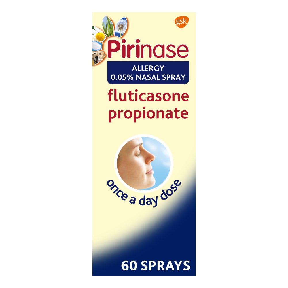 Pirinase Allergy Nasal Spray
