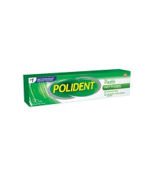 90mL Tube of Polident Paste Daily Cleanser Triple Mint Flavour