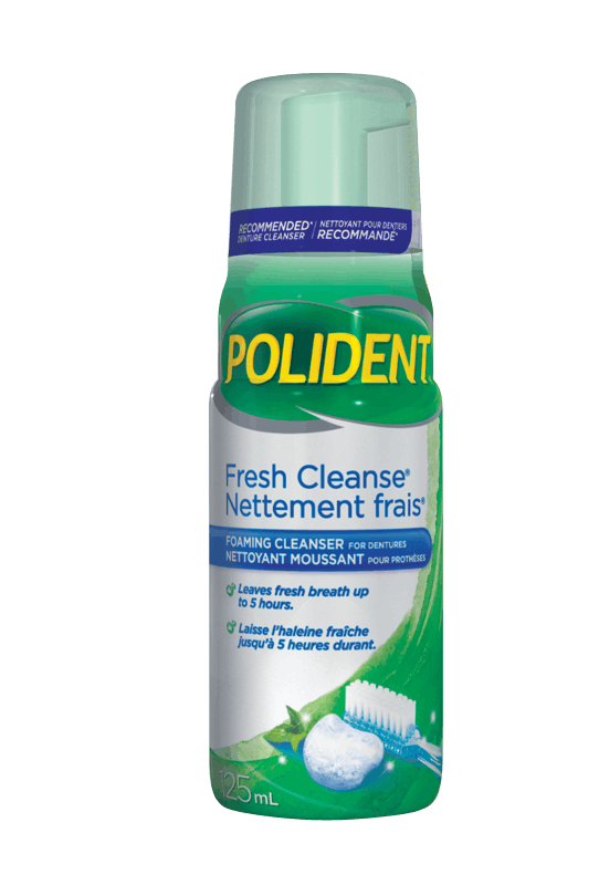 Polident Fresh Cleanse