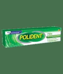 Tube de 90ml Pâte Nettoyant quotidien Polident Fraîcheur de menthe triple