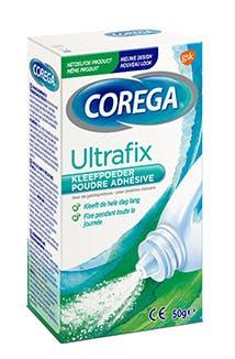 Corega Ultrafix kleefpoeder