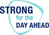 Strong for the Day Ahead Logo