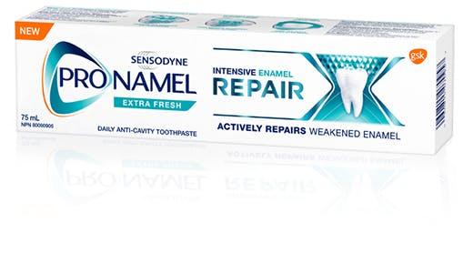 Pronamel Intensive Enamel Repair Extra Fresh Packshot