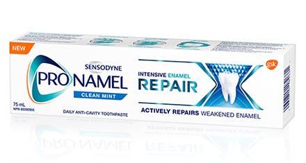 Box of Intensive Enamel Repair Clean Mint