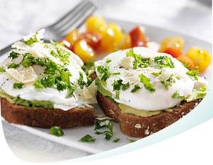 Egg Sandwich Icon